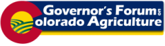 Governor's Forum on Colorado Agriculture